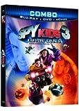Spy Kids 3: Game Over [Blu-ray + DVD + Digital Copy]