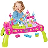 Mega Bloks Lil Princess Play-n-Go Fairytale Table