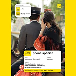 Teach Yourself Phone Spanish Speech