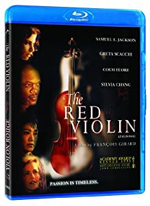 "Cover of ""Red Violin [Blu-ray]"""