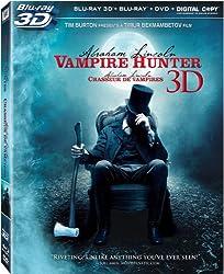 Abraham Lincoln: Vampire Hunter 3D [Blu-ray 3D + Blu-ray + DVD + Digital Copy]
