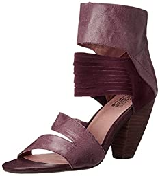 Miz Mooz Women\'s Willifred Dress Pump, Plum, 8.5 M US