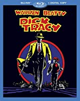 Dick Tracy Blu-ray Digital Copy from Touchstone Home Entertainment