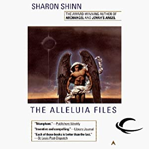 The Alleluia Files: Samaria, Book 3 | [Sharon Shinn]