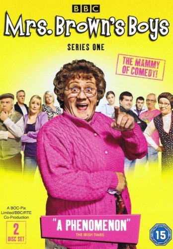 Mrs. Brown's Boys Series 1 (BBC) [Region 2] by N/A (Mrs Brown Boys Region 1 compare prices)