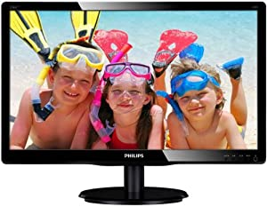 Philips 246V5LHAB 24-Inch Screen LCD / LED Monitor from Philips