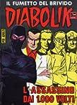 DIABOLIK (24): L'assassino dai 1.000...