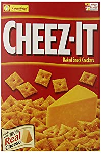 Cheez It, Original, 13.7 Ounce