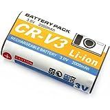 2000mAh 3.0VCRV3 CR-V3 Battery for Kodak C310 C530 C875