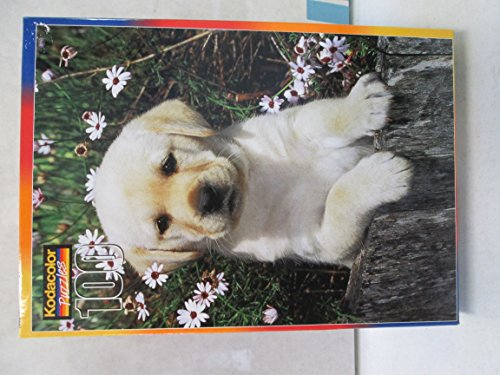 "Kodacolor Jigsaw Puzzles 100 pc. ""Little Lab"" - 1"