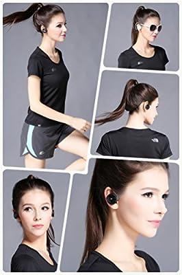 iansean Muset1c Wireless Sports Bluetooth Stereo Earbuds Handsfree