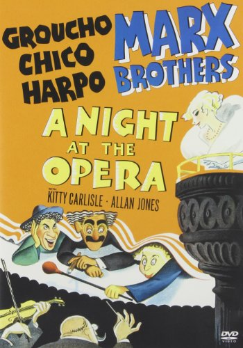 Cover art for  A Night at the Opera