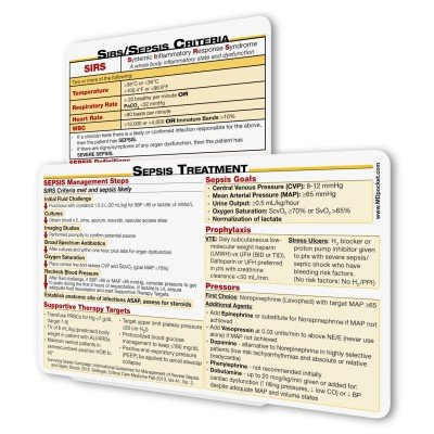 Sepsis Card