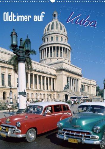 Oldtimer auf Kuba (Wandkalender 2013 DIN A3 hoch)