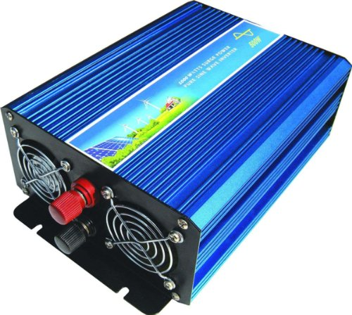 Ten-High 500W 12V Off Grid Pure Sine Wave Power Inverter Ac110V Solar & Wind Inverter