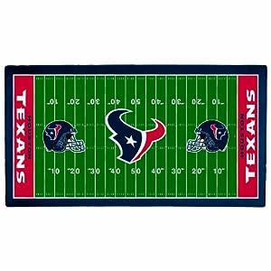 NFL Houston Texans 28 x 52-Inch Floor Mat by WinCraft