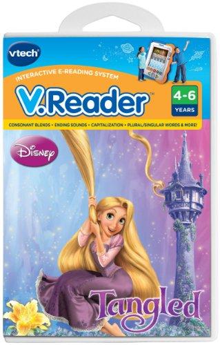 Imagen de VTech - V.Reader Software - Tangled de Disney