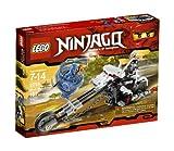LEGO Ninjago Skull Motorbike 2259
