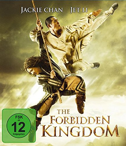 Forbidden Kingdom - Steelbook [Blu-ray]