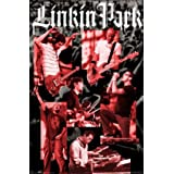 "Linkin Park Poster, 24"" x 36"""