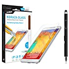 Samsung Galaxy Note 3 Screen Protector Tempered Glass Sentey Koraza 9h 0.33mm Ls-11206 Bundle with Free Metal Stylus Touch Screen Pen {Lifetime Warranty}