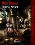 img - for Night Horrors: Immortal Sinners (Vampire) book / textbook / text book
