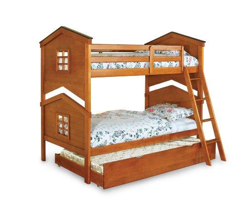Dollhouse Twin Bed Lilia Twin Loft Bed Bedroom Set