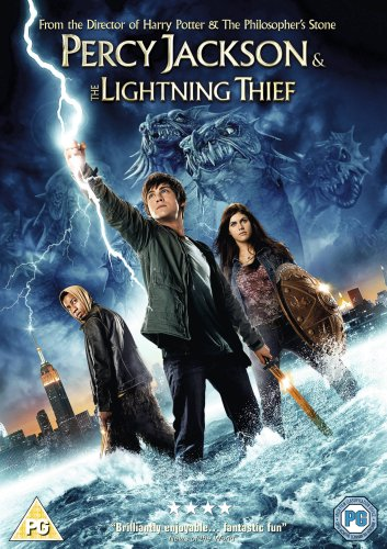 Percy Jackson & The Lightning Thief [DVD]