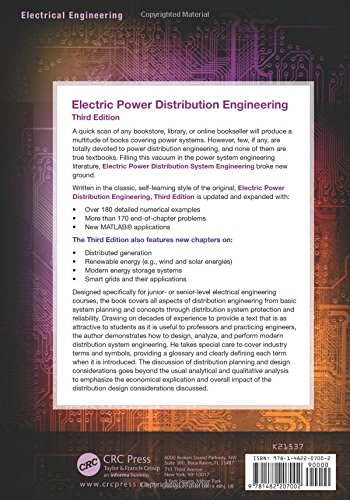 electric power distribution engineering pdf