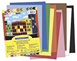 "Riverside Construction Paper, 9""X12"", Assorted, 50 Sheets"