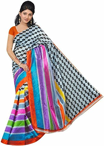 M&S GROUP Vizagsky Art Silk Saree with Blouse