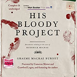His Bloody Project Audiobook