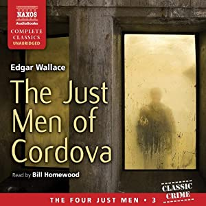 The Just Men of Cordova Audiobook