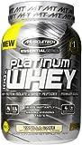MuscleTech Platinum 100% Whey Supplement, Vanilla Cake, 2 Pound
