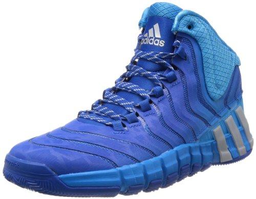 Adidas Crazyquick 2 Pallacanestro Scarpe Da Ginnastica High Blu - blu, Uomo, 50