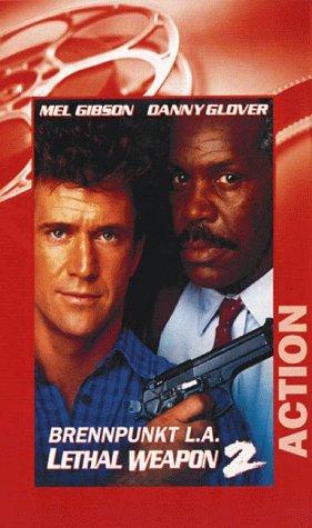 Lethal Weapon 2 - Brennpunkt L.A. [VHS]