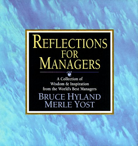 Image for Reflections for Managers