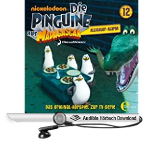 Alligator-Alarm (Die Pinguine aus Madagascar 12)