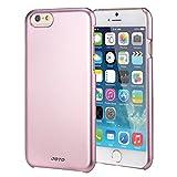 """JOTO iPhone 6 Plus 5.5 Case - Slim Fit Hard Cover Case Exclusive for Apple iPhone 6 Plus 5.5"""", Premium Metal effect coating hard case for iPhone 6 Plus 5.5 (Pink)"""