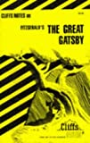 img - for Fitzgerald's The Great Gatsby (Cliffs Notes) book / textbook / text book