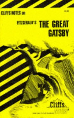 Fitzgerald's The Great Gatsby (Cliffs Notes)