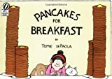 Pancakes for Breakfast (0156707683) by Tomie dePaola