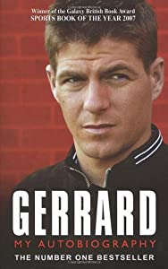 Gerrard My Autobiography from Bantam