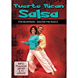 Puerto Rican Salsa For Beginners [DVD]