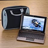 UltimateAddons Anti-Shock Foam Sleeve Case with Handles for Asus Eee Pad Transformer TF101