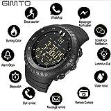 GIMTO ChicChillShop Smart Watch Men Bluetooth Pedometer Stopwatch Waterproof Digital LED Electronics Sport Watches for Men Smartwatch relogios