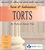 img - for Sum & Substance: Torts book / textbook / text book