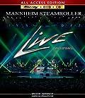 Mannheim Steamroller Live All Access Edition (3 Disc Set Includes Bluray DVD + CD)