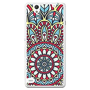 a AND b Designer Printed Mobile Back Cover / Back Case For Sony Xperia C4 (SONY_C4_1976)