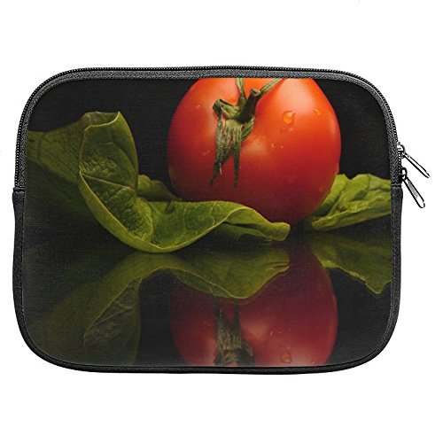 Lycopene Nutrition Tomato 10 Inch Zipper Pouch For Ipads And Tablets